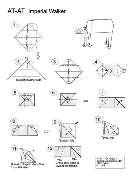 how to make a origami wars wars origami website origami