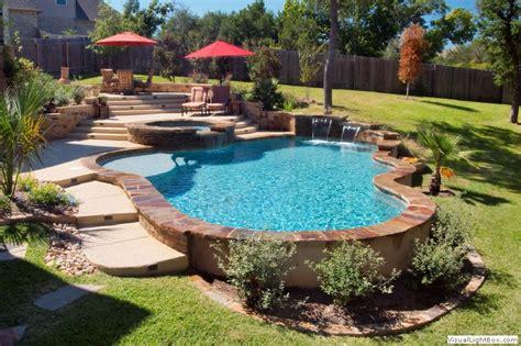 pool designs pool designs freeform geometric vanishing edge