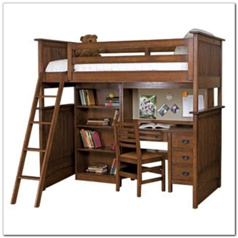bed with desk wood bunk bed with desk and drawers desk interior