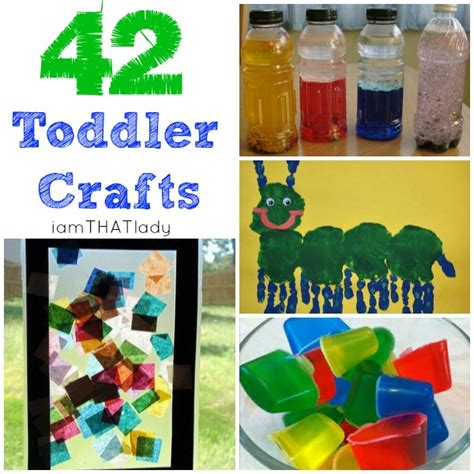 easy crafts easy toddler crafts