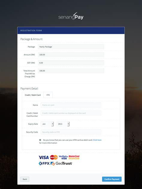 how do you make payments on a credit card how to make subscription payment to senangpay senangpay