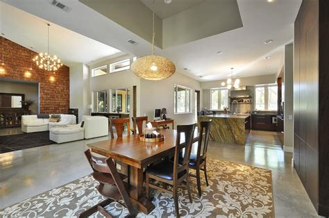 kitchen great room designs dining kitchen great room relationship contemporary