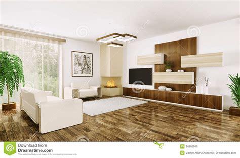 Livingroom Art inre av modern vardagsrum 3d arkivfoto bild 34605060
