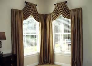 Window Treatment Ideas For Bow Windows types of traditional window treatments window treatment