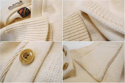 ohio knitting mills cus cardigan mister freedom 174 x ohio knitting mills