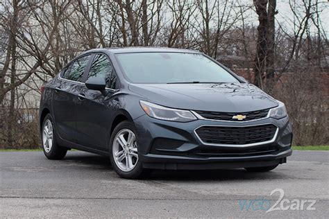 Chevy Cruze Diesel Reviews by 2017 Chevrolet Cruze Diesel Review Carsquare
