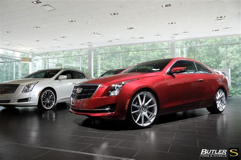 Rims For Cadillac by Cadillac Ats Savini Wheels