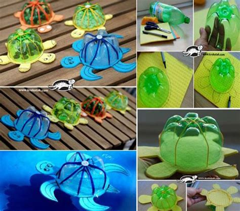 plastic bottle craft projects amazing creativity recycling idea of plastic bottles