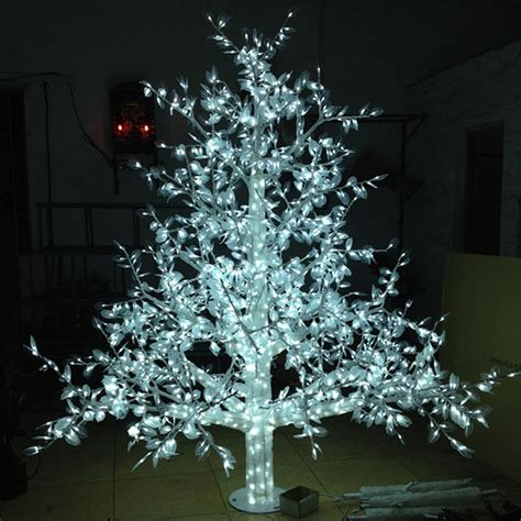 discount tree lights aliexpress buy 2 0meter white decorations led