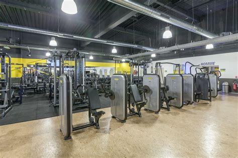 la musculation du fitness park bobigny salle de sport low cost dans le 93