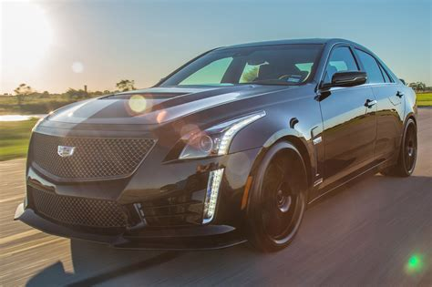 Cadillac Cts Sales by 2016 2018 Cadillac Cts V Hennessey Performance