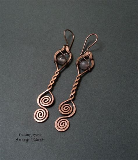 jewelry tutorials free free wire jewelry tutorial pendant or earrings