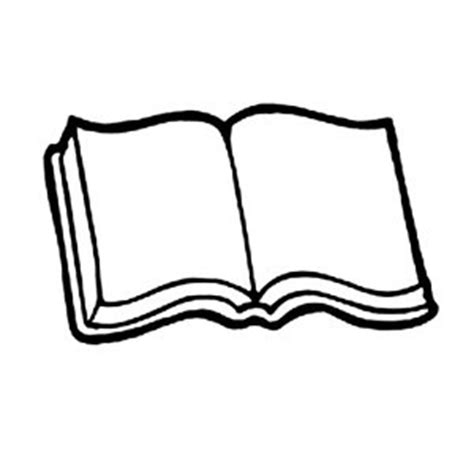 colouring pictures of books open book coloring pages clipart best