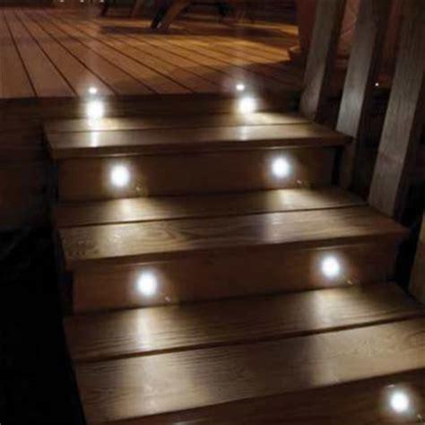 solar deck lighting systems solar powered decking lights