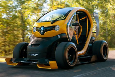 Renault Twizy Usa by Renault Twizy F1 Review Pictures Auto Express