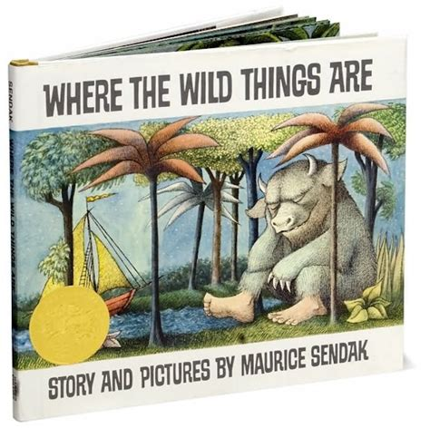 where the things are book pictures up where the things are nerdy with children
