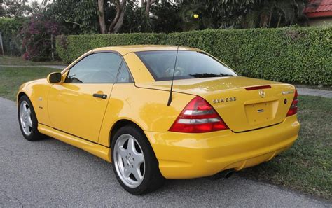 1999 Mercedes Slk230 by 1999 Mercedes Slk230 Convertible 151583