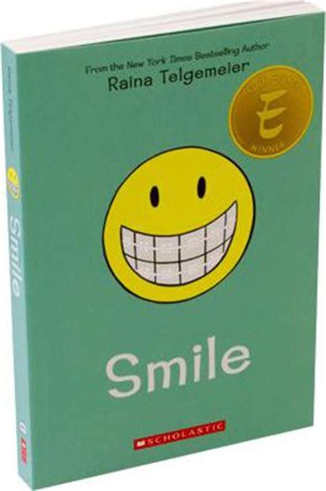 pictures of the book smile smile raina telgemeier 9780545132060
