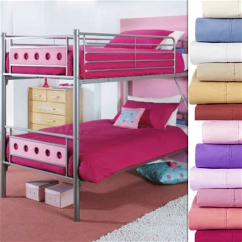 bunk bed fitted sheets fitted sheets for bunk beds caravan bunk bed fitted
