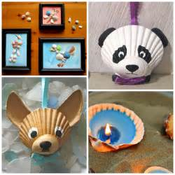 ideas for crafts for adorable seashell craft ideas for crafty morning