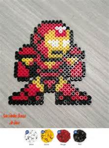 how to iron perler pin by happel on perler