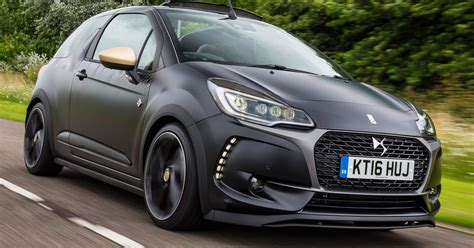 Citroen Ds3 Usa by Citroen Ds3 Performance Is Going For Gold And Cuts A