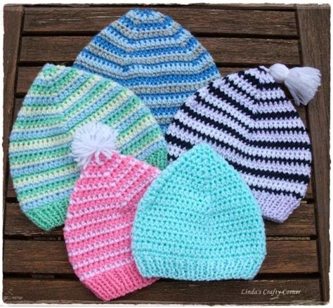 pixie hat knitting pattern free baby pixie hat crochet with knitted brim
