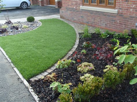 small front garden ideas uk front garden on a new build estate angie barker trading