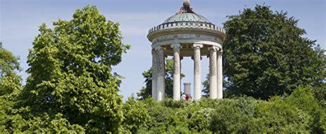 Englischer Garten München Sehenswürdigkeiten by Monopteros M 252 Nchen Das Offizielle Stadtportal Muenchen De