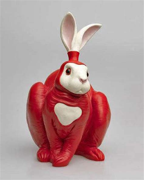 rabbit rubber st bunnies of fortune