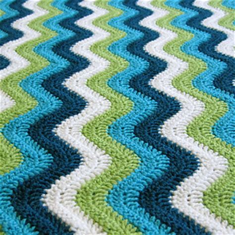 small knit community crochet ripple blanket baby only new crochet patterns