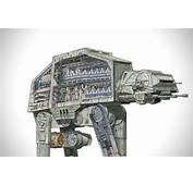 Incredible Cross Sections Of Star Wars  HiConsumption