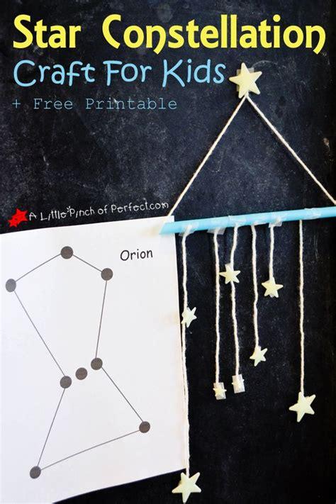 constellation crafts for best 20 constellation craft ideas on