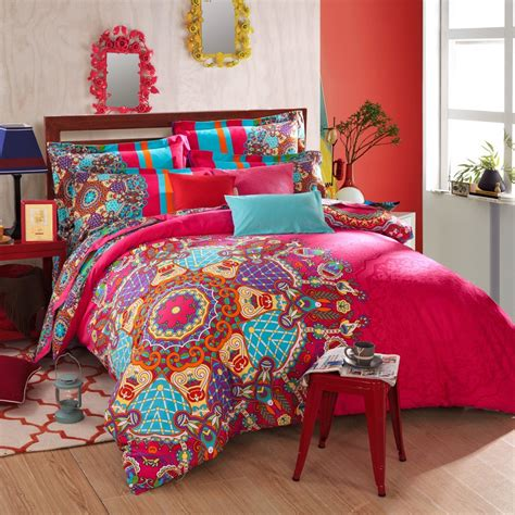 boho comforter set bohemian bedding sets www imgkid the image kid has it