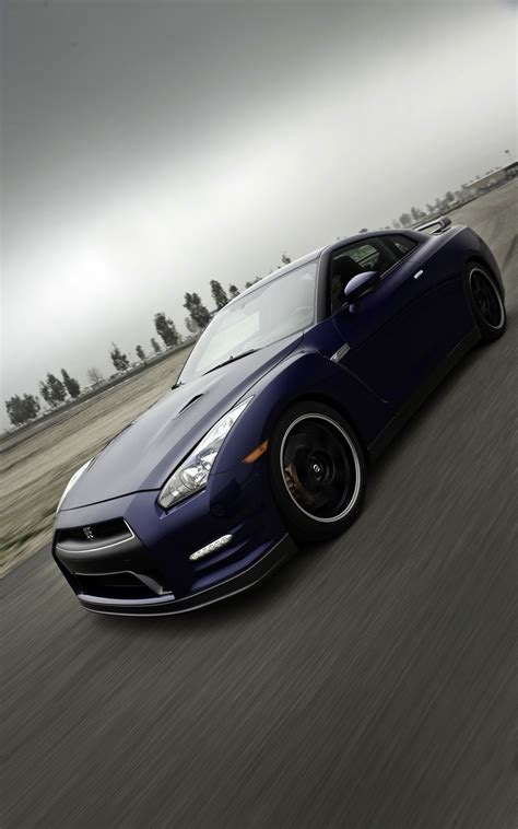 Car Wallpaper Portrait by Car Nissan Gt R R35 Road Portrait Display Nissan