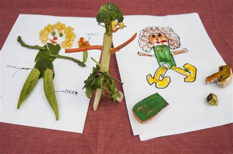 vegetable crafts for vegetable crafts for with pictures ehow