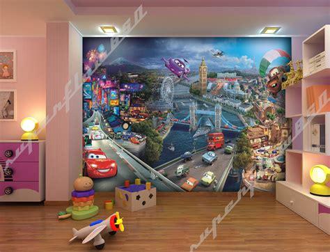 disney cars wall mural wall cars world disney pixar photo wallpaper wall mural