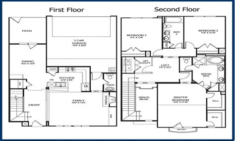sle floor plan for 2 storey house floor plan in 28 images as built floor plan devannand