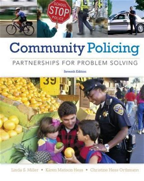 community policing a miller 9781285096674