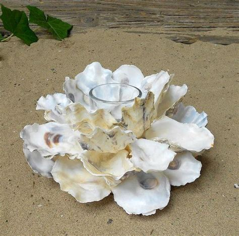 oyster paper crafts 1000 ideas about shell flowers on shell