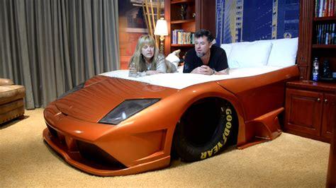 bed cars lamborghini car bed