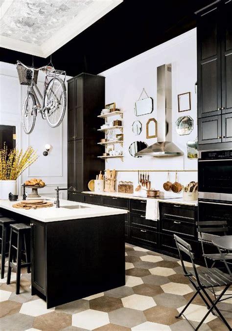 parisian kitchen design bistro style a popular kitchen trend right now
