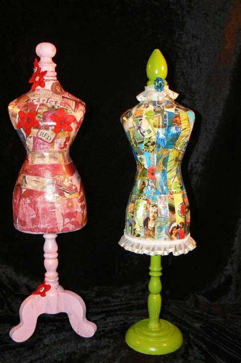 decoupage mannequin 17 best images about dress forms on