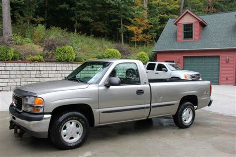 how cars engines work 2001 gmc sierra 1500 parental controls sell used 2001 gmc chevy sierra silverado 1500 4wd in edinboro pennsylvania united states for