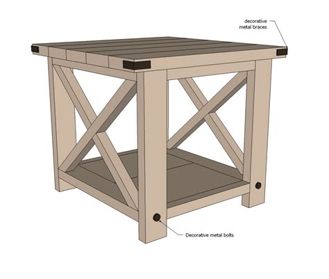 free woodworking plans for end tables woodworking plans end tables free woodworking projects