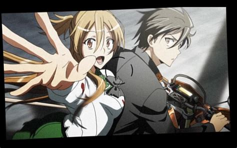 high school of the dead high school of the dead episode 4 anime reviewers weekly