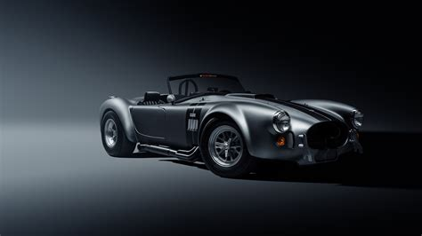 Classic Car Wallpapers 1600 X 900 Hd Desktop by Shelby Cobra Ss Customs Wallpaper Hd Car Wallpapers Id