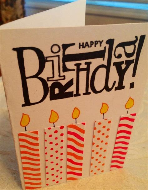 how to make a awesome card best 25 birthday cards ideas on birthday