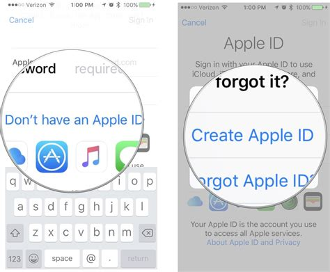 how to make your apple id without a credit card how to create an apple account for iphone create or use