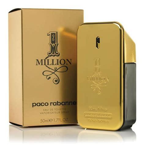buy paco rabanne 1 million eau de toilette spray 50ml